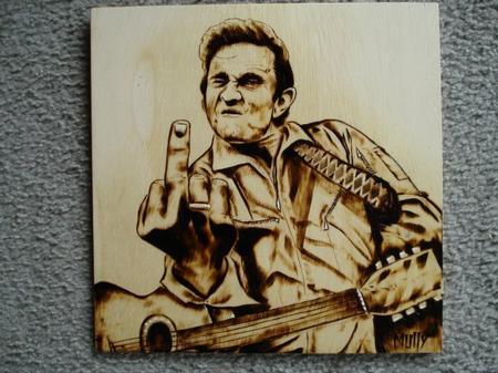 Tattoos - Johnny Cash - 64055