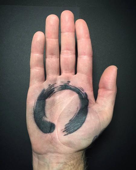 Tattoos - Simbolo Enso - 117529