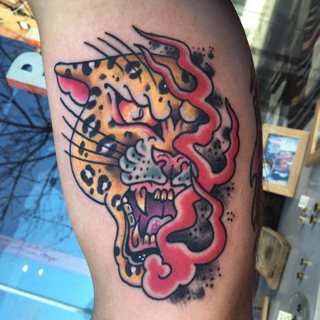 Tattoos - Tatuaje Tigre - 117432
