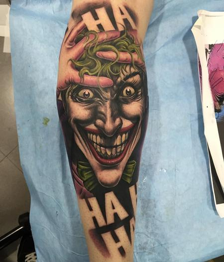 Tattoos - killing joke - 117274