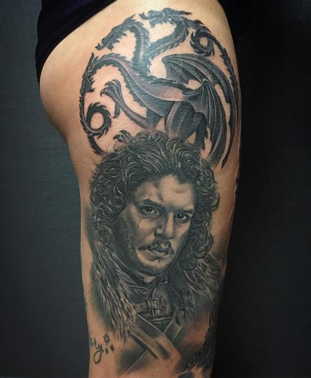 Tattoos - Game of Thrones Theme  - 125081