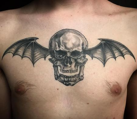 Tattoos - avenged sevenfold healed - 133442
