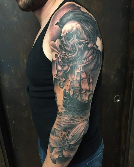 Tattoos - Jacques cartier tribute - 133563