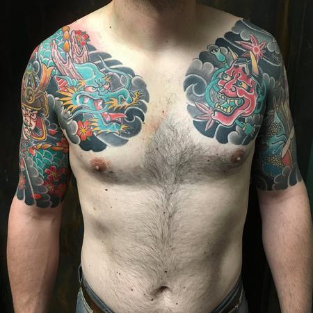 Tattoos - Japanese tattoo - 133561