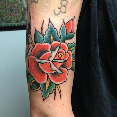 Tattoos - Rose - 133498