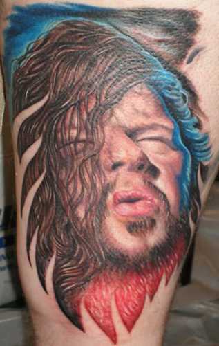 Tattoos - Dimebag Darrell Tribute - 22342