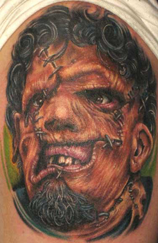 Tattoos - LeatherFace - 22358