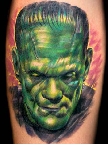 Tattoos - Frankenstein - 28418