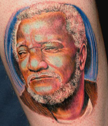 Tattoos - Red Foxx - 22364