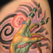 Tattoos - Collaborative Tattoo featuring Dominic Holmes - 22345