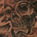 Tattoos - Broken Skull - 22331