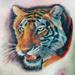 Tattoos - Photorealistic Tiger - 22357