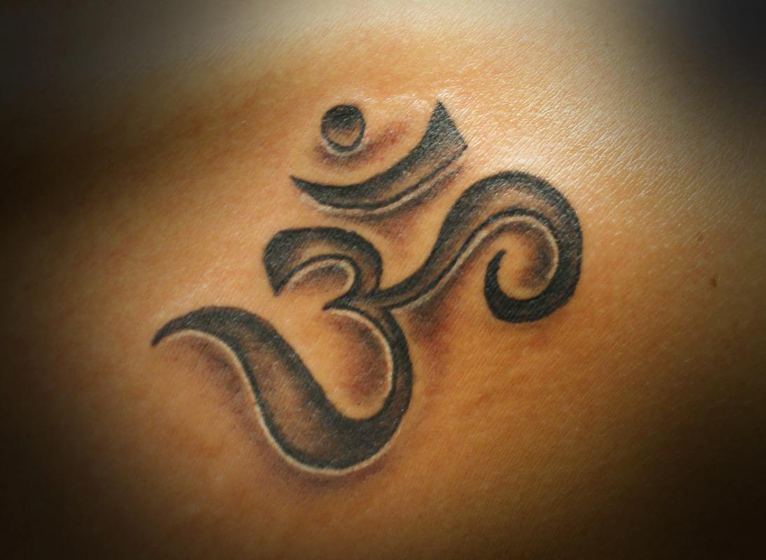 Ohm Symbol By Nathan Boon Tattoonow