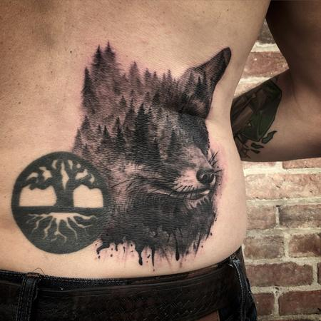 Tattoos - Robert Farkas Rendition Tattoo - 109853