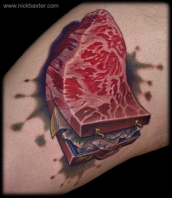 Tattoos - meatcase/briefsteak - 21294