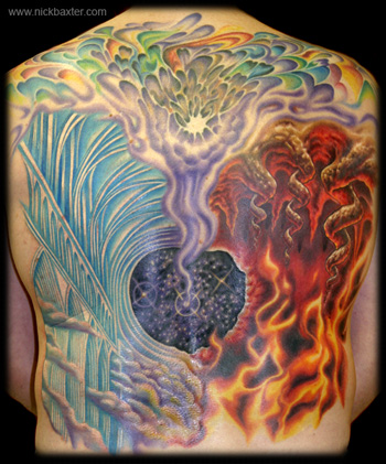 Tattoos - Gerry's Heaven And Hell - 7663