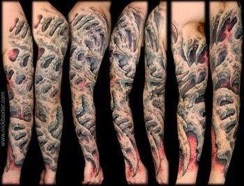 Tattoos - Densefinger - 41984
