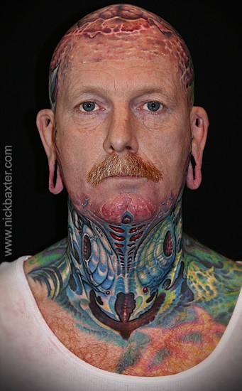 Tattoos - Jack I - 50588