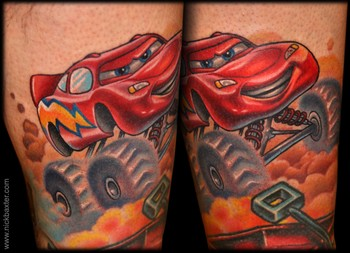 Tattoos - cars - 40128