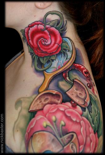 Tattoos Original Art tattoos