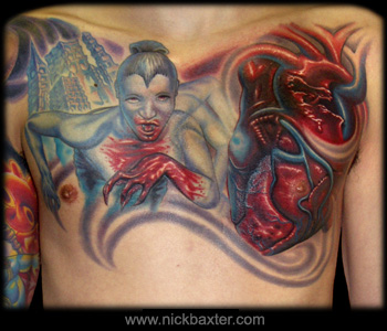 Tattoos - Sampire - 12611