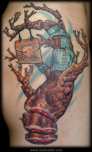 Tattoos - Postmodern Family Tree - 7660