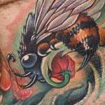 Tattoos - Honey Bee - 99920