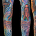 Tattoos - Religious Sleeve - 12421