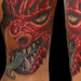 Tattoos - Dragon Head - 10400