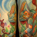 Tattoos - Kevin's Jungle Sleeve - 7667