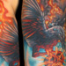 Tattoos - Dove and Crow - 10597