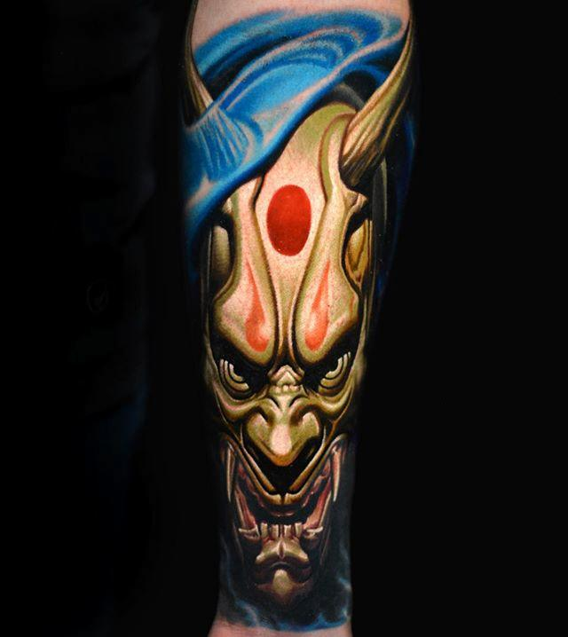 Hanya Tattoo by Nikko Hurtado : Tattoos
