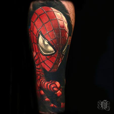 Tattoos - Spiderman - 100179