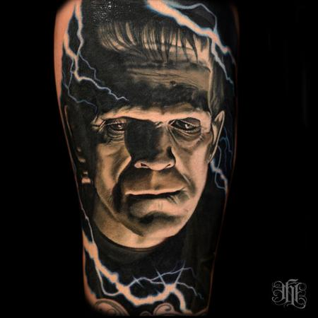 Tattoos - Frankenstein - 100180