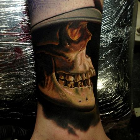 Tattoos - Skull Tattoo - 74893