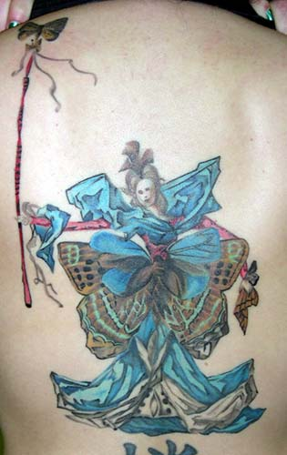 Tattoos - Dali - 11775