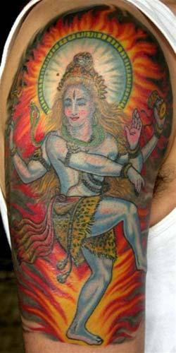 Tattoos - Kali - 11769