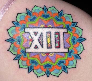 Tattoos - XIII - 11781
