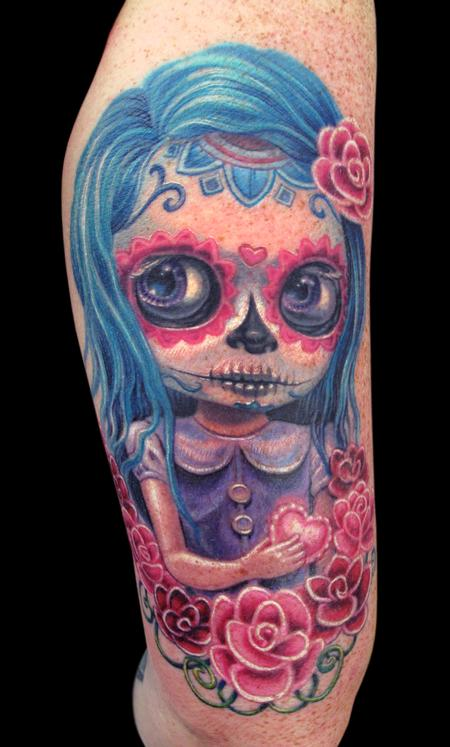 Tattoos - Blythe - 100144