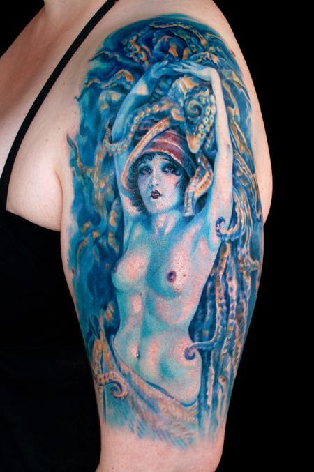 Tattoos - Olivia - 100146