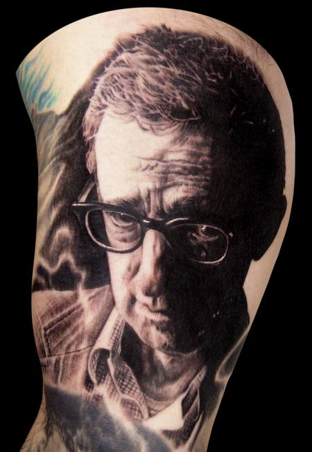 Woody Tattoo Design