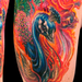 Tattoos - Peacock Half Sleeve Tattoo - 62647