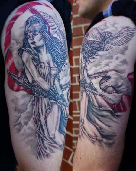 Tattoos - Athena - 114850