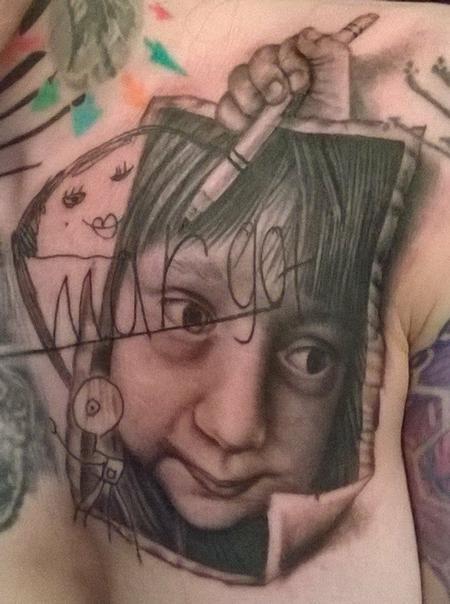 Tattoos - Margot! - 106119
