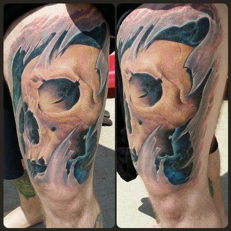 Tattoos - Skull - 94298