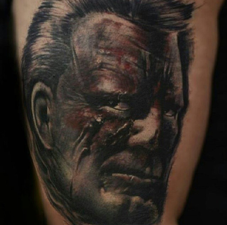 Tattoos - Marv from Sin City - 94303