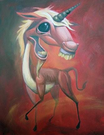 Scott Olive - The Ugly Unicorn