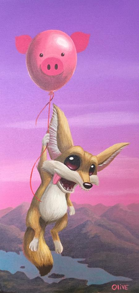 Scott Olive - Fennec Floater
