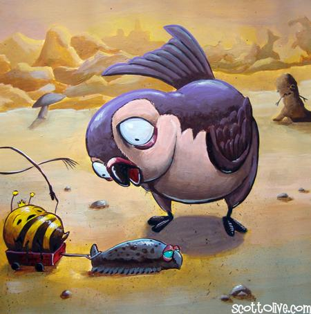 Scott Olive - King Bee