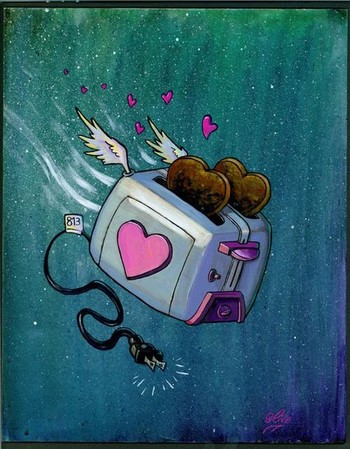 Scott Olive - toaster of love